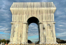 L'Arc de Triomphe emballé: le projet de Christo ne fait pas l'unanimité